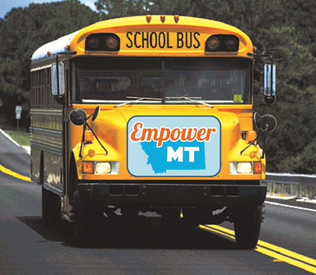 EmpowerMT Goes Back to School(s)!