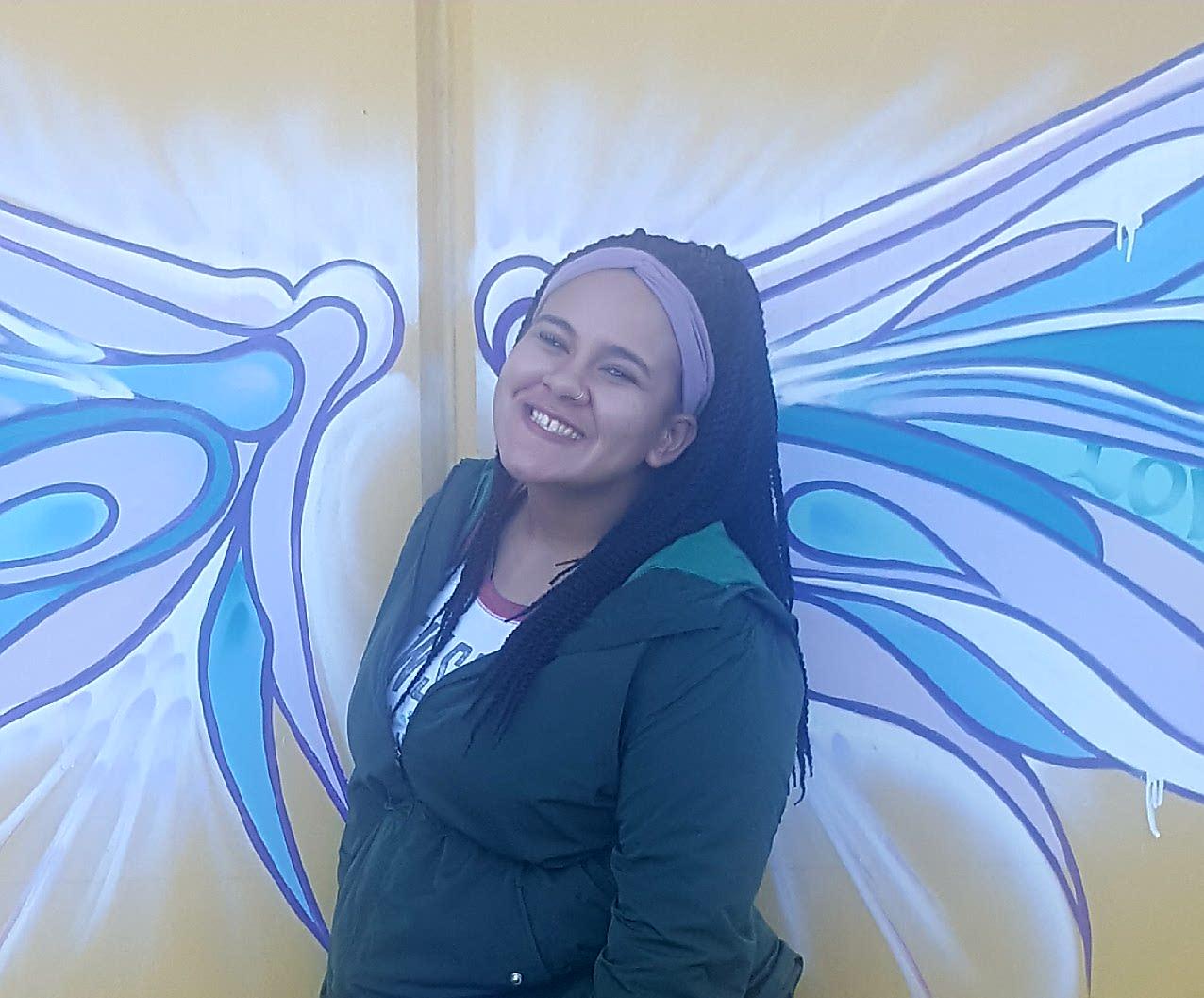 Sierra Pannell – BSW Practicum Student, Racial Justice Intern, AmeriCorps Member