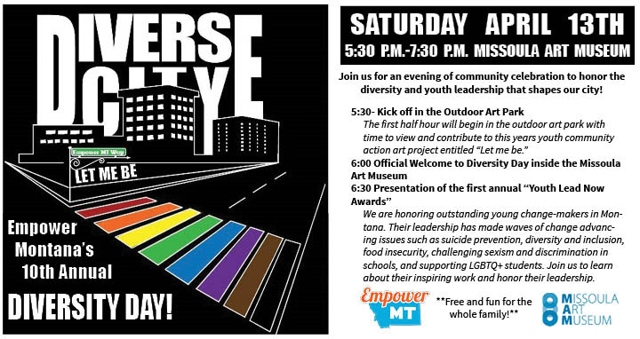 10th Annual Diversity Day Come One – Come All!