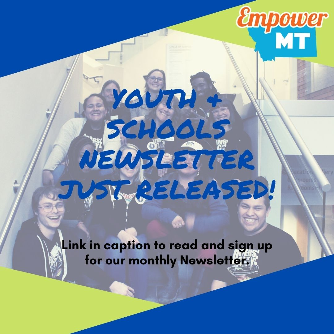 Empowering Youth & Schools Newsletter 2020